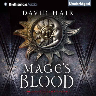 Mages Blood Audiobook, by David Hair