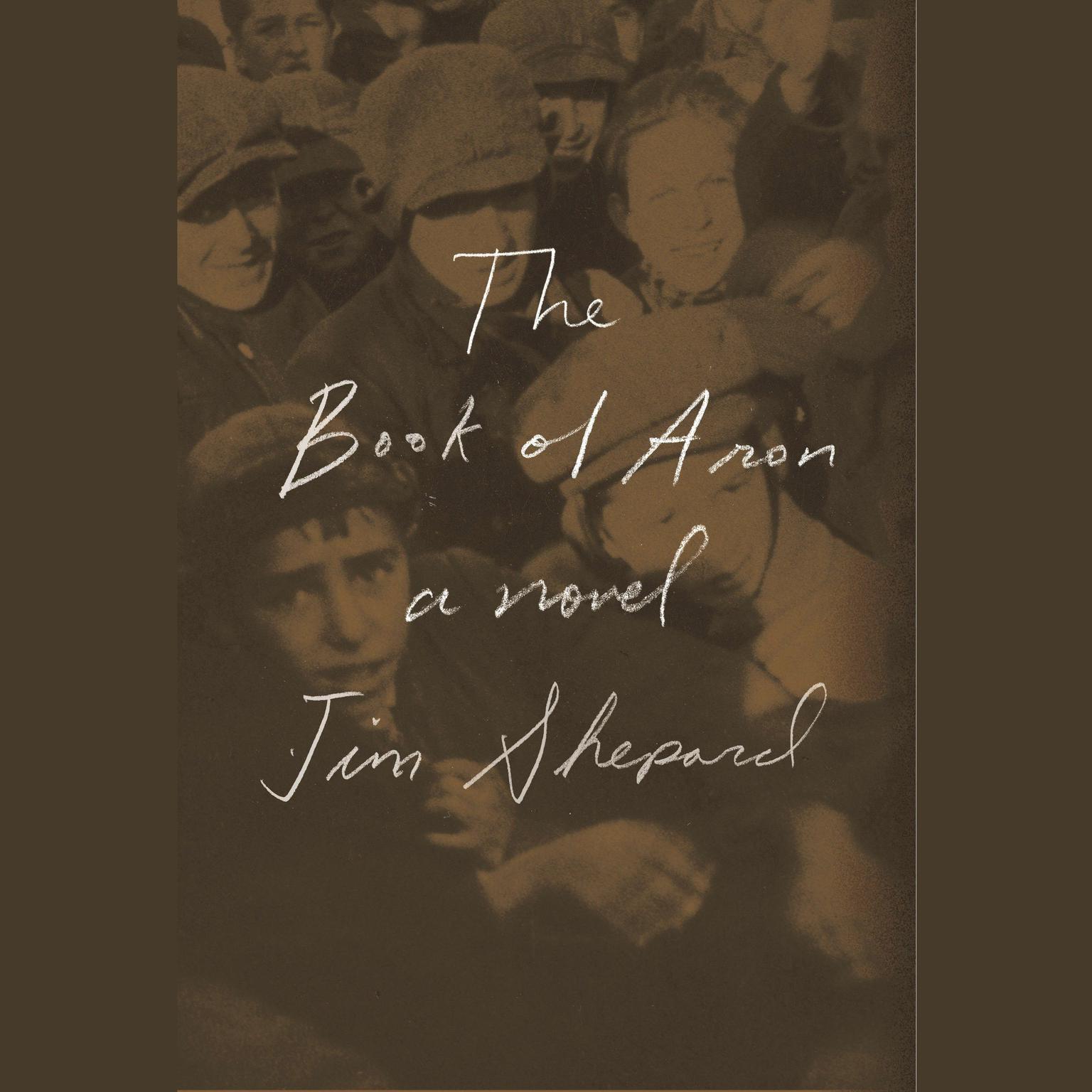 Printable The Book of Aron: A novel Audiobook Cover Art