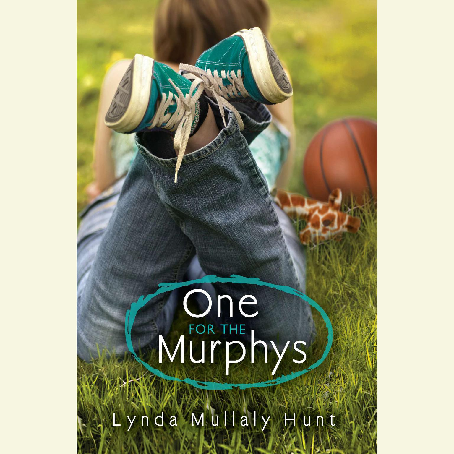 Printable One for the Murphys Audiobook Cover Art