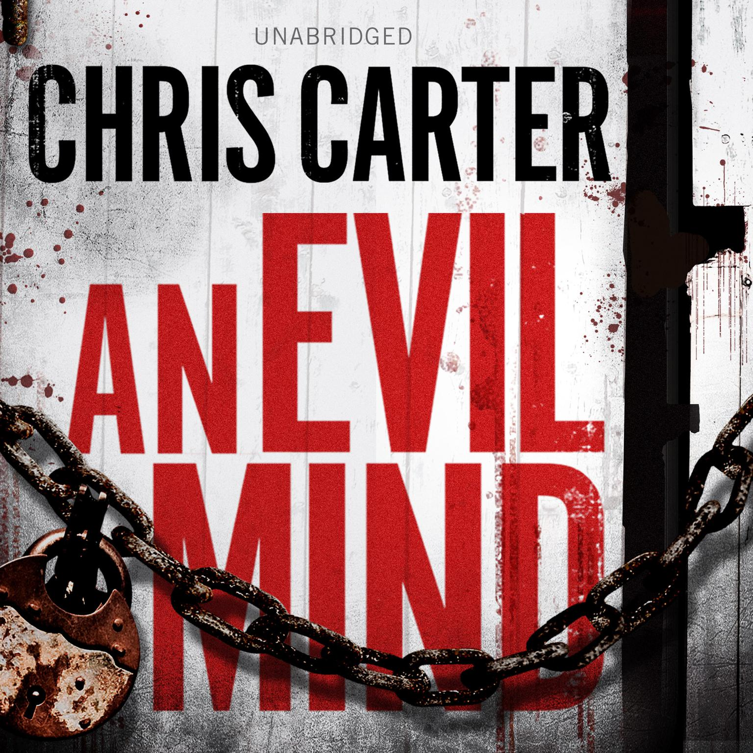 Printable An Evil Mind Audiobook Cover Art