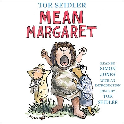 Mean Margaret Audiobook, by Tor Seidler