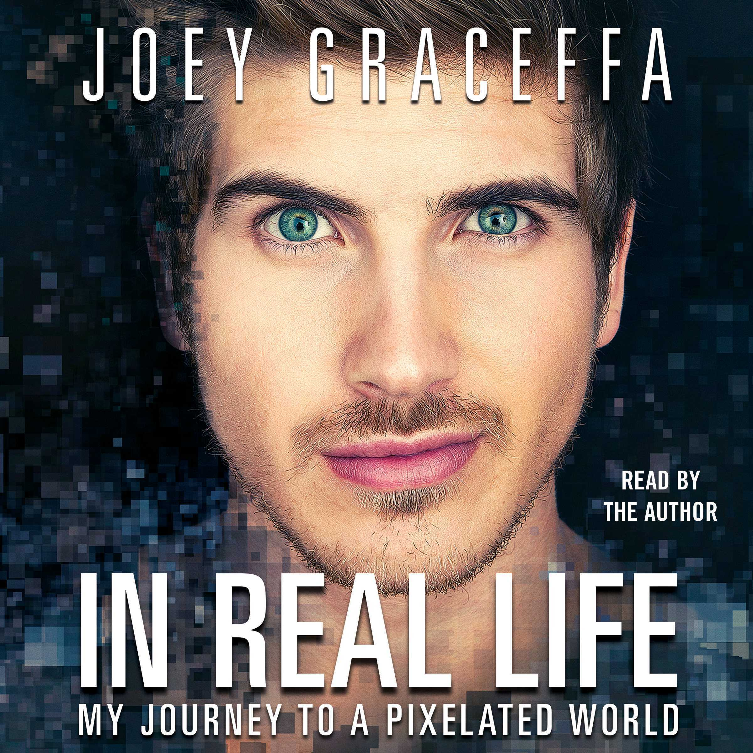 Printable In Real Life: My Journey to a Pixelated World Audiobook Cover Art