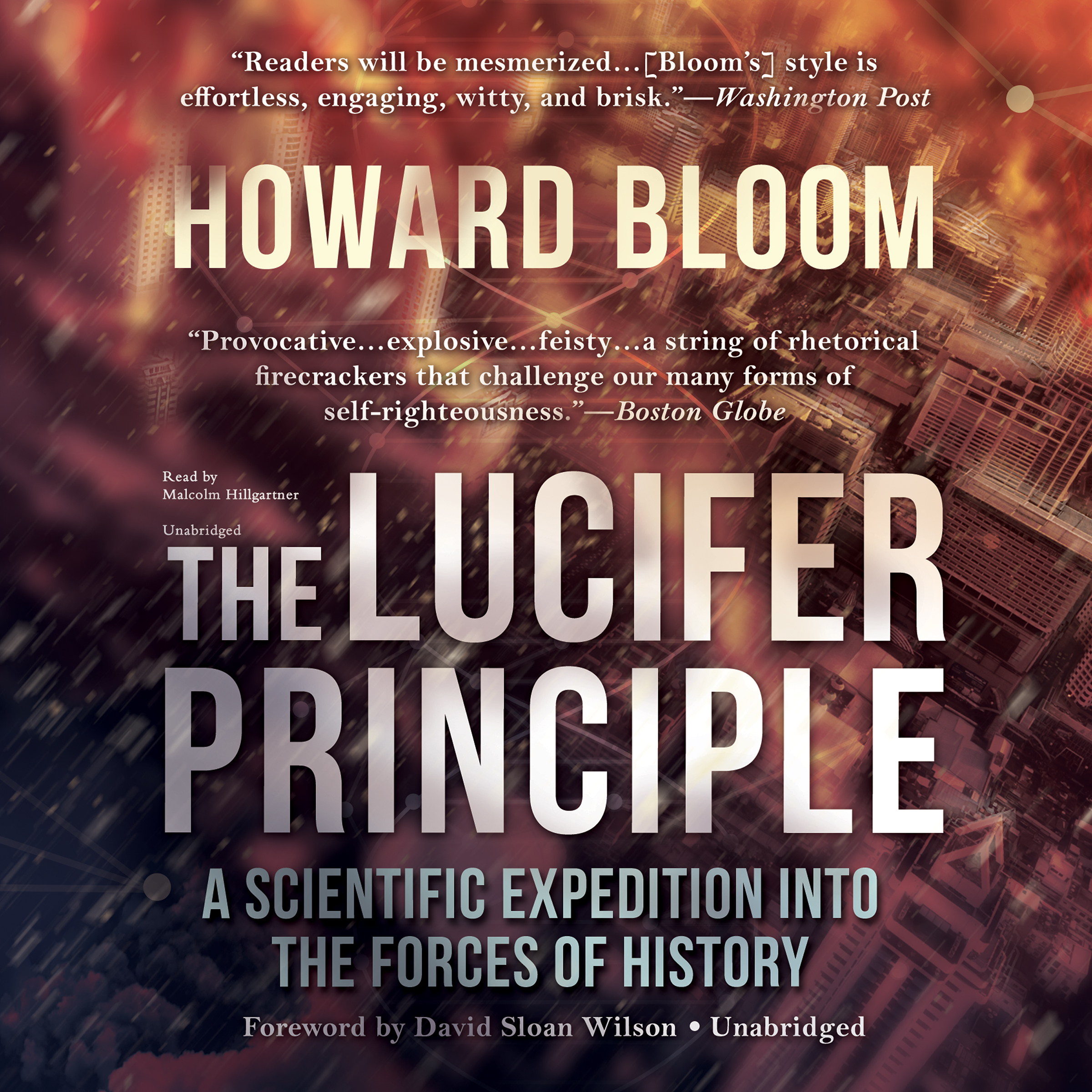 Printable The Lucifer Principle: A Scientific Expedition into the Forces of History Audiobook Cover Art