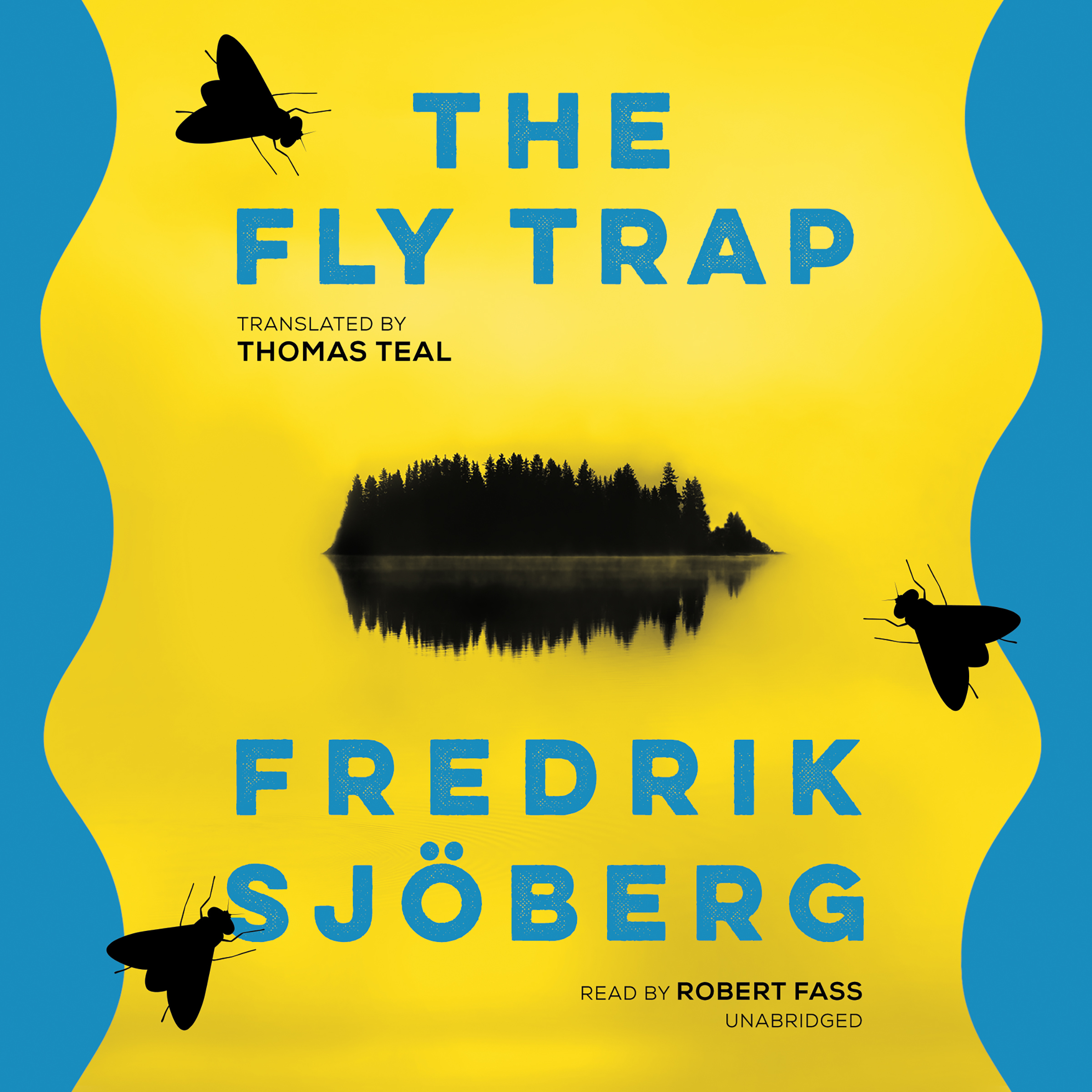 Printable The Fly Trap Audiobook Cover Art