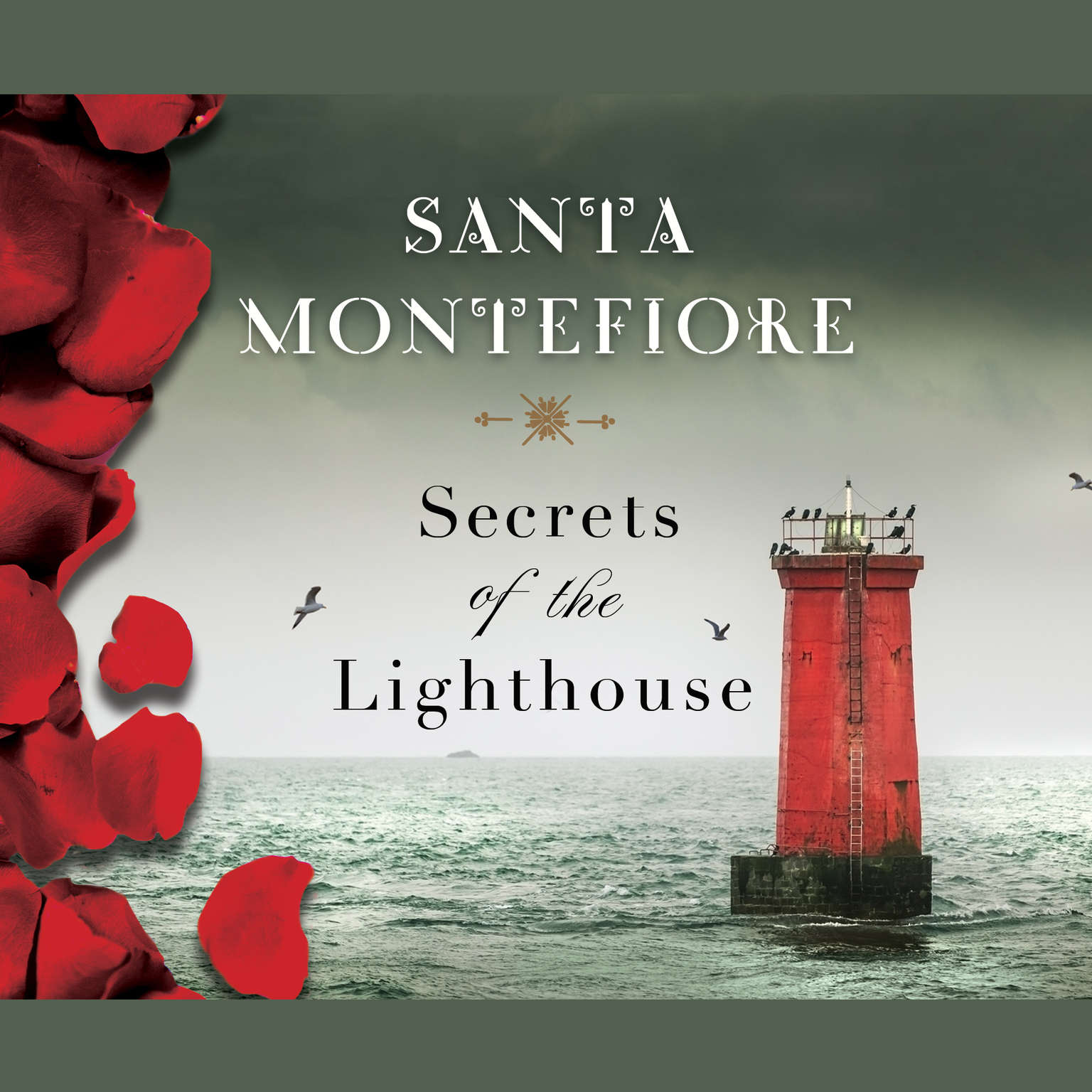 Printable Secrets of the Lighthouse Audiobook Cover Art