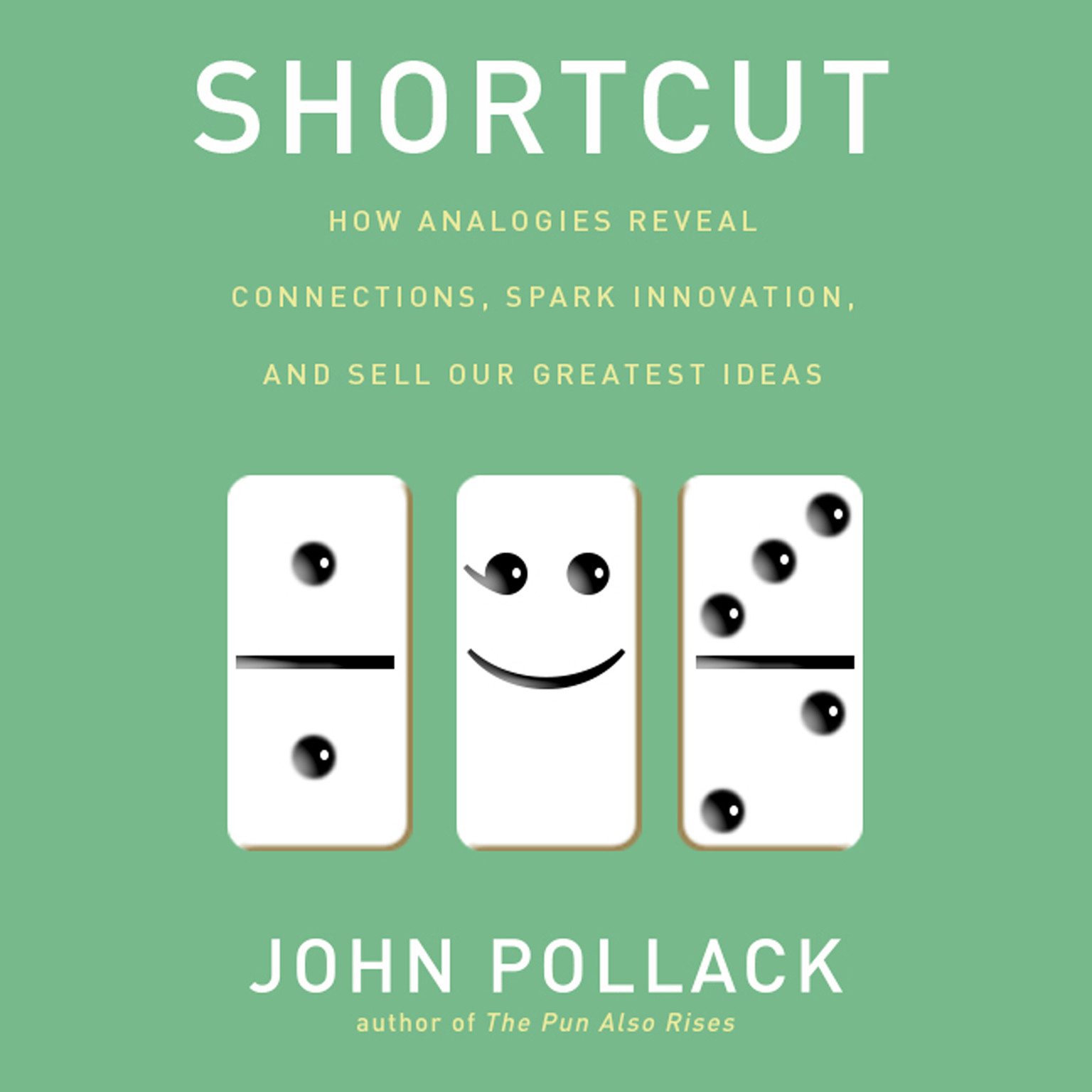 Printable Shortcut: How Analogies Reveal Connections, Spark Innovation, and Sell Our Greatest Ideas Audiobook Cover Art