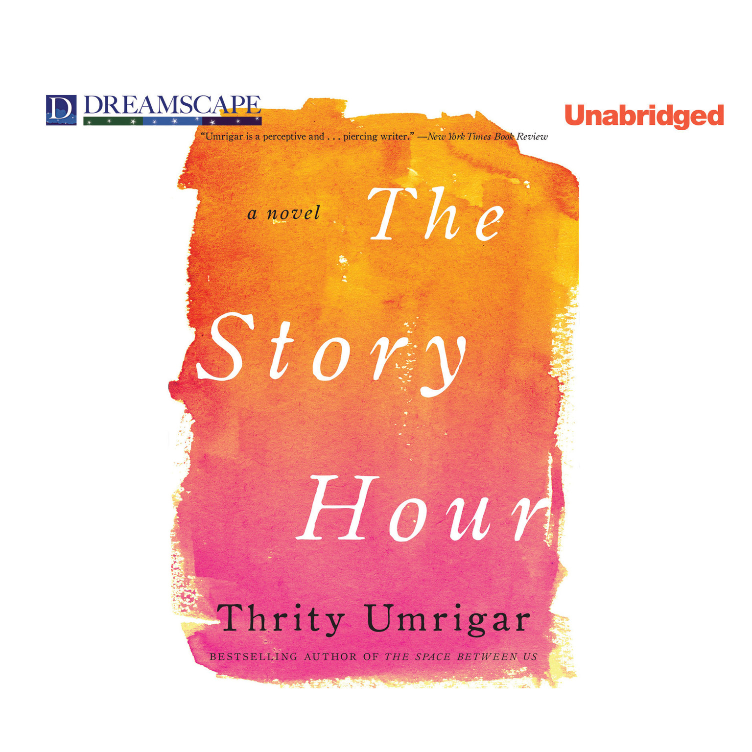 Printable The Story Hour Audiobook Cover Art