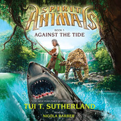 Against the Tide Audiobook, by Tui T. Sutherland