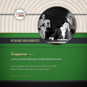 Suspense, Vol. 2 Audiobook, by Hollywood 360