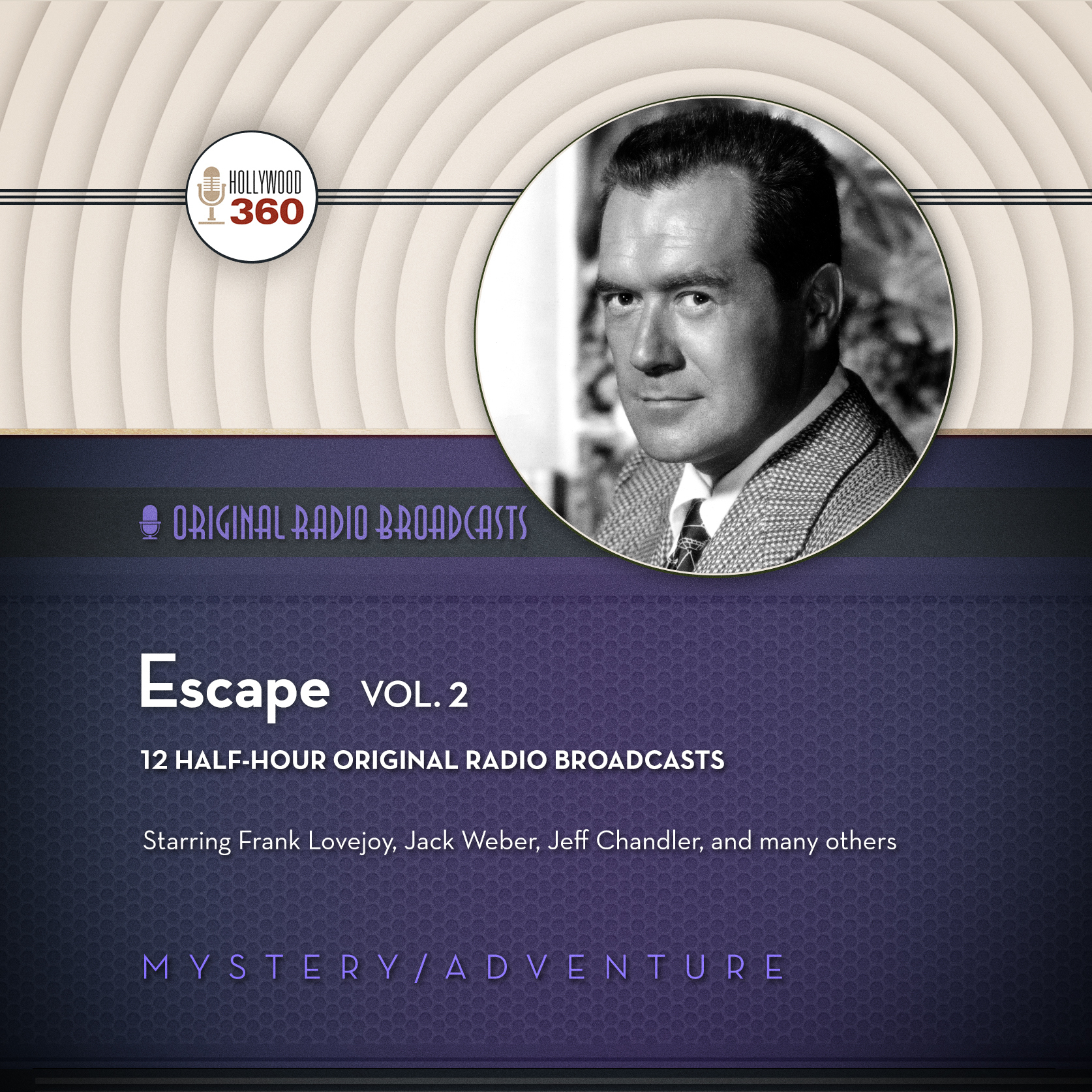 Printable Escape, Vol. 2 Audiobook Cover Art