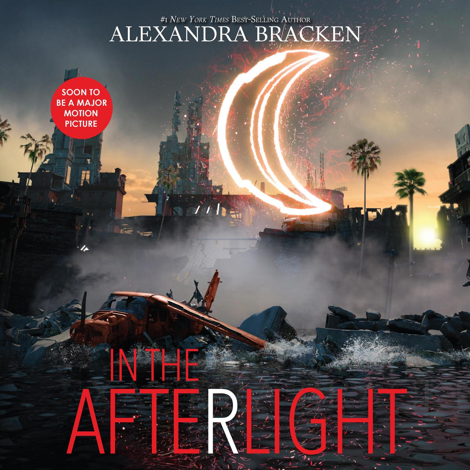 Printable In the Afterlight Audiobook Cover Art