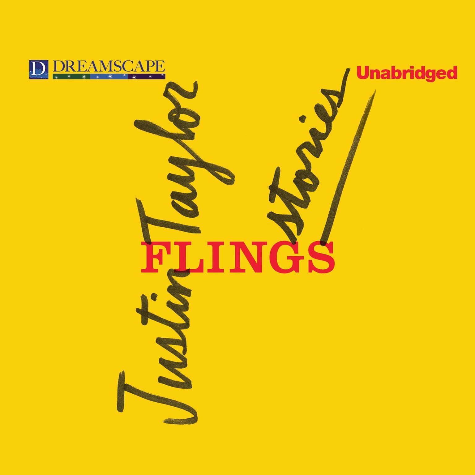 Printable Flings: Stories Audiobook Cover Art