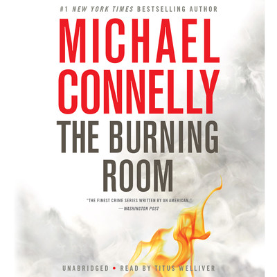 The Burning Room Audiobook, by