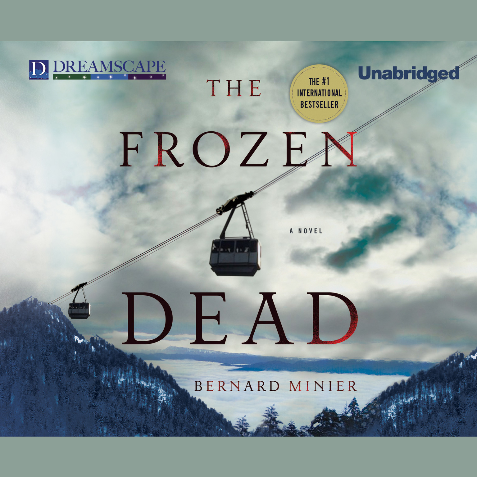 Printable The Frozen Dead Audiobook Cover Art