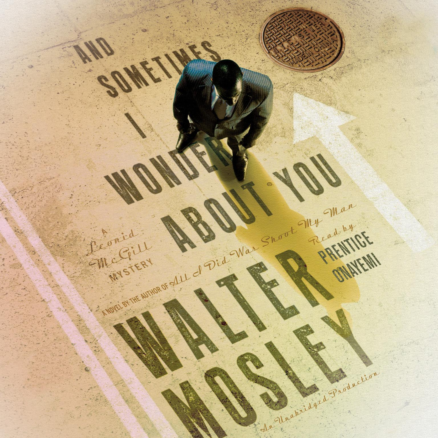 Printable And Sometimes I Wonder About You: A Leonid McGill Mystery Audiobook Cover Art