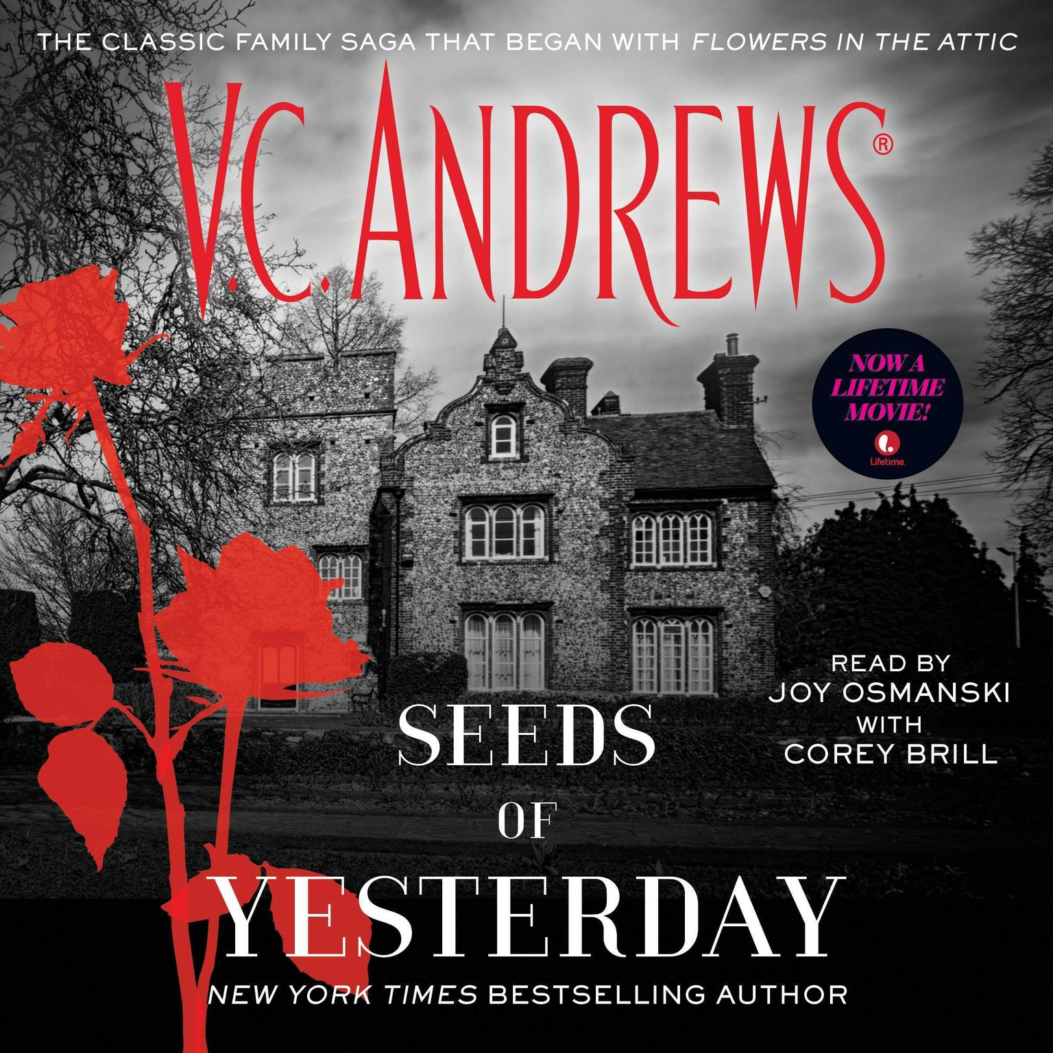 Printable Seeds of Yesterday Audiobook Cover Art