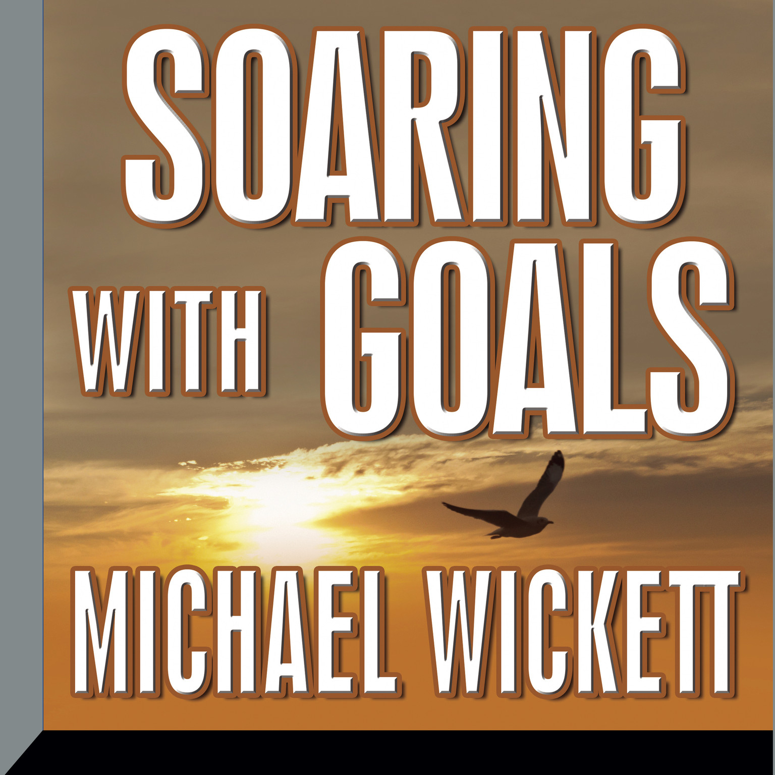 Printable Soaring with Goals Audiobook Cover Art