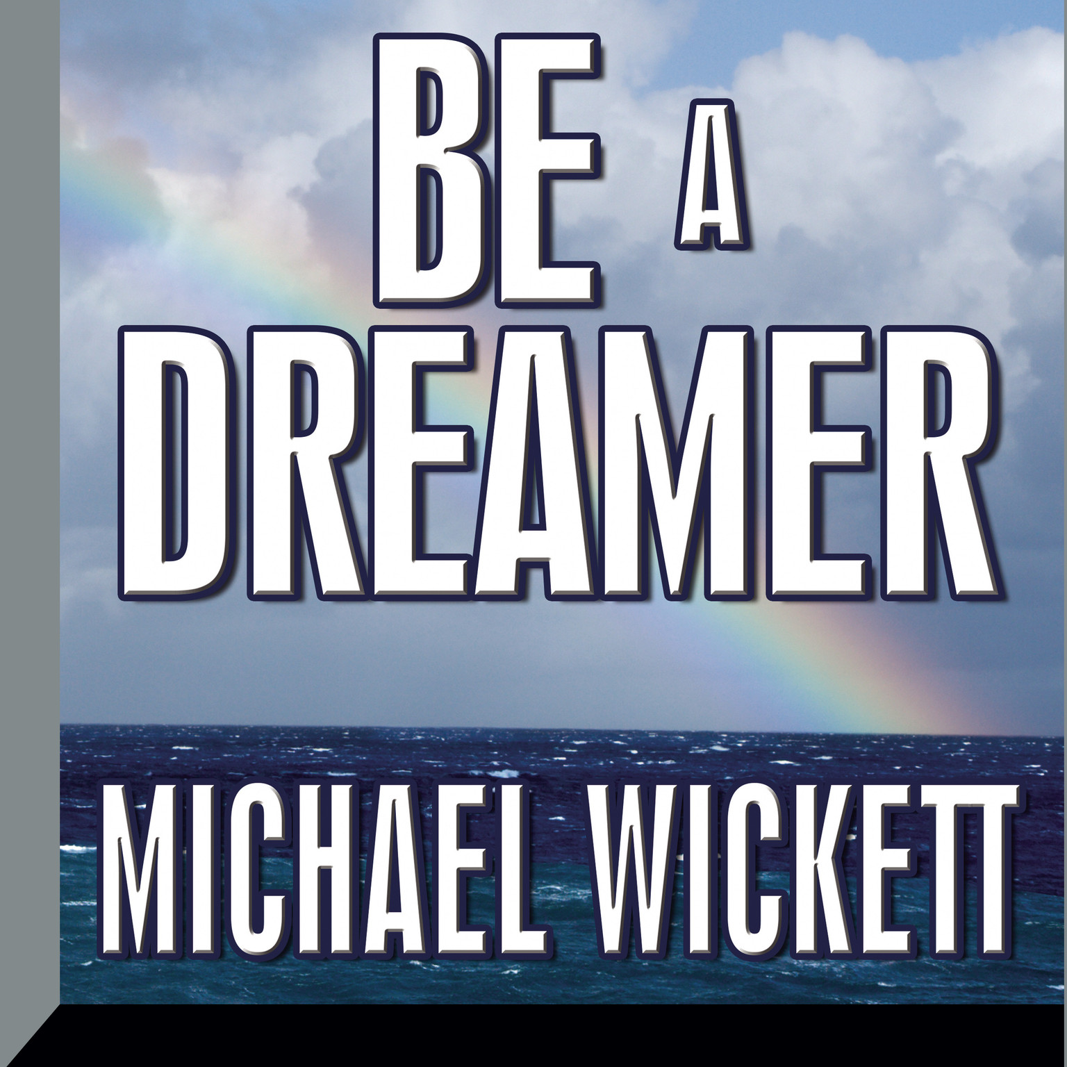 Printable Be a Dreamer Audiobook Cover Art