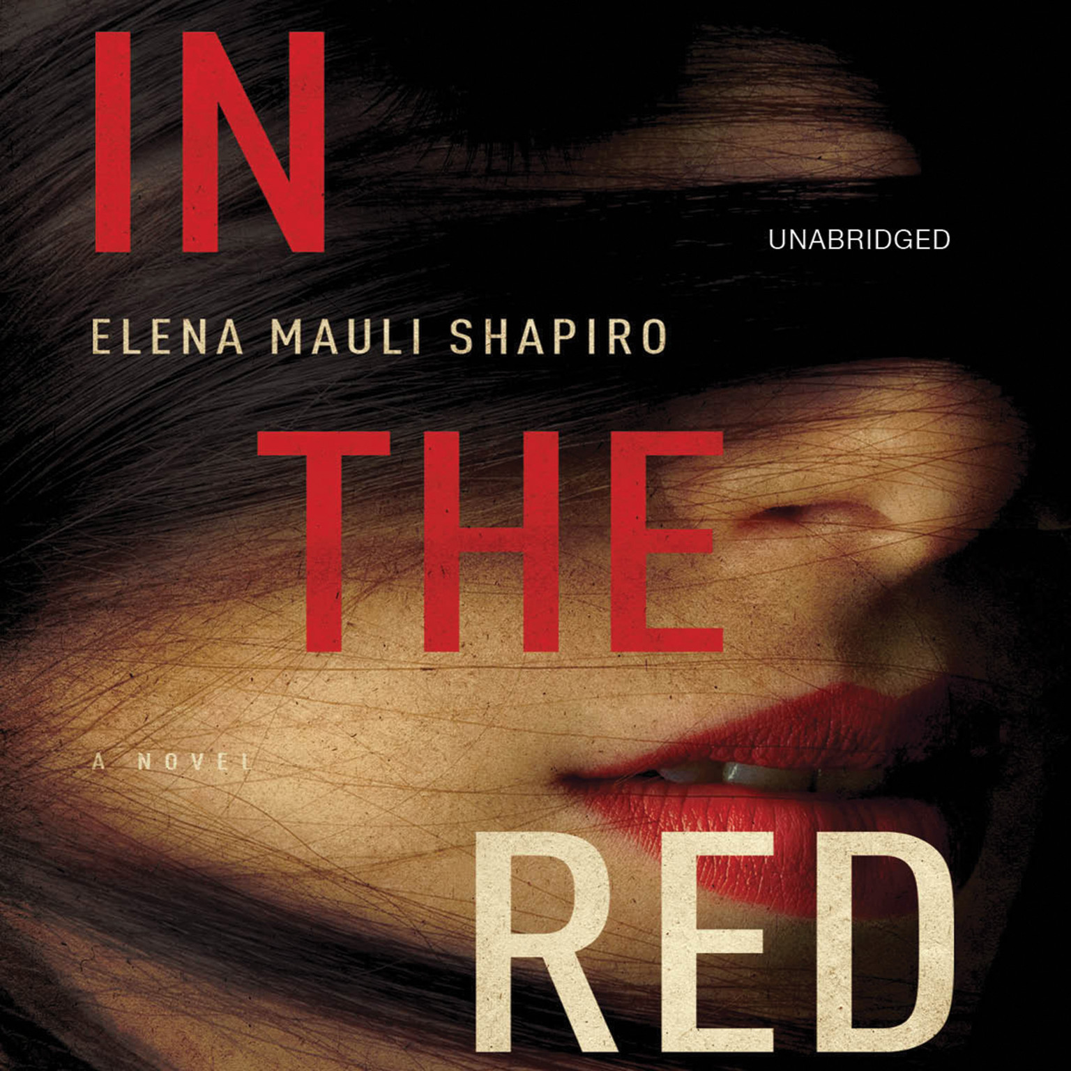 Printable In the Red: A Novel Audiobook Cover Art