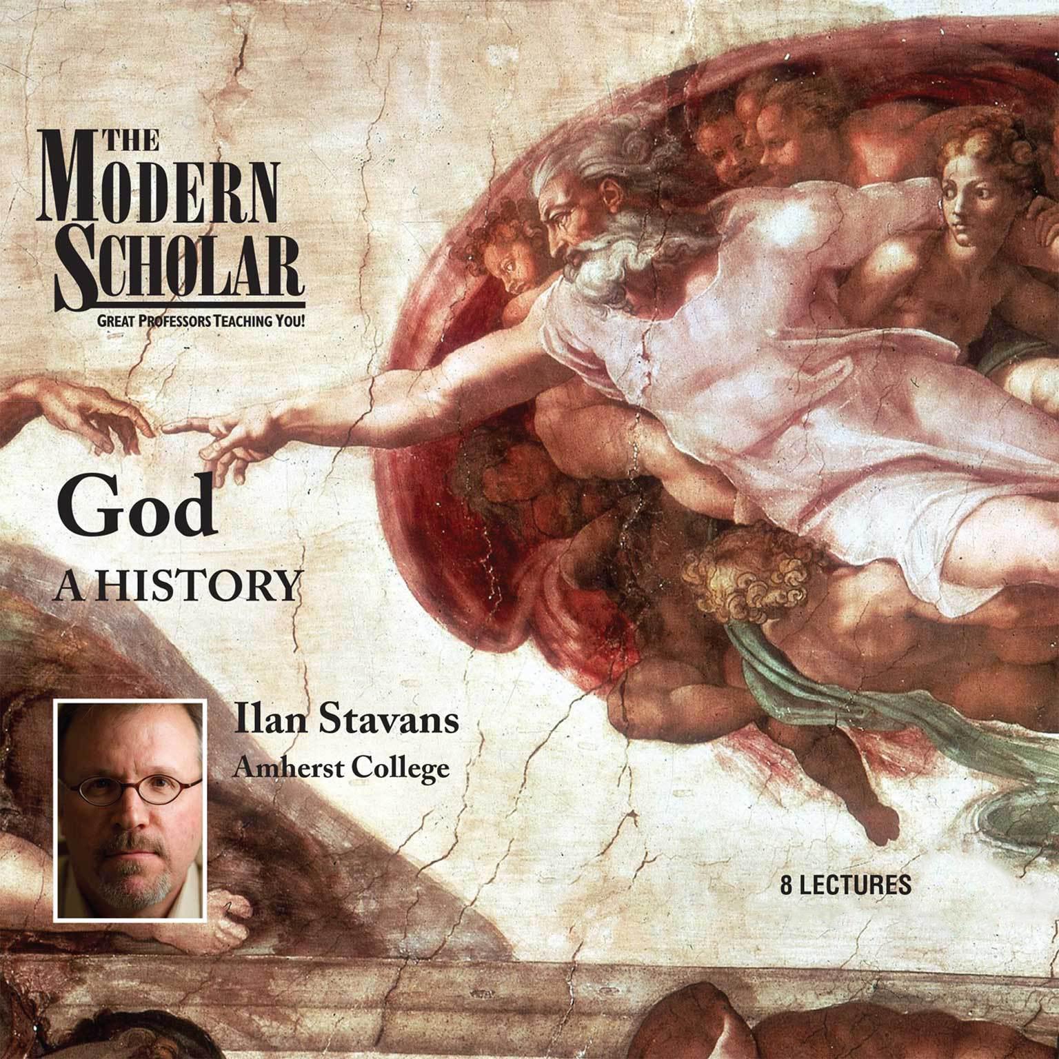 Printable God: A History Audiobook Cover Art