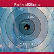 The Bone Clocks Audiobook, by David Mitchell