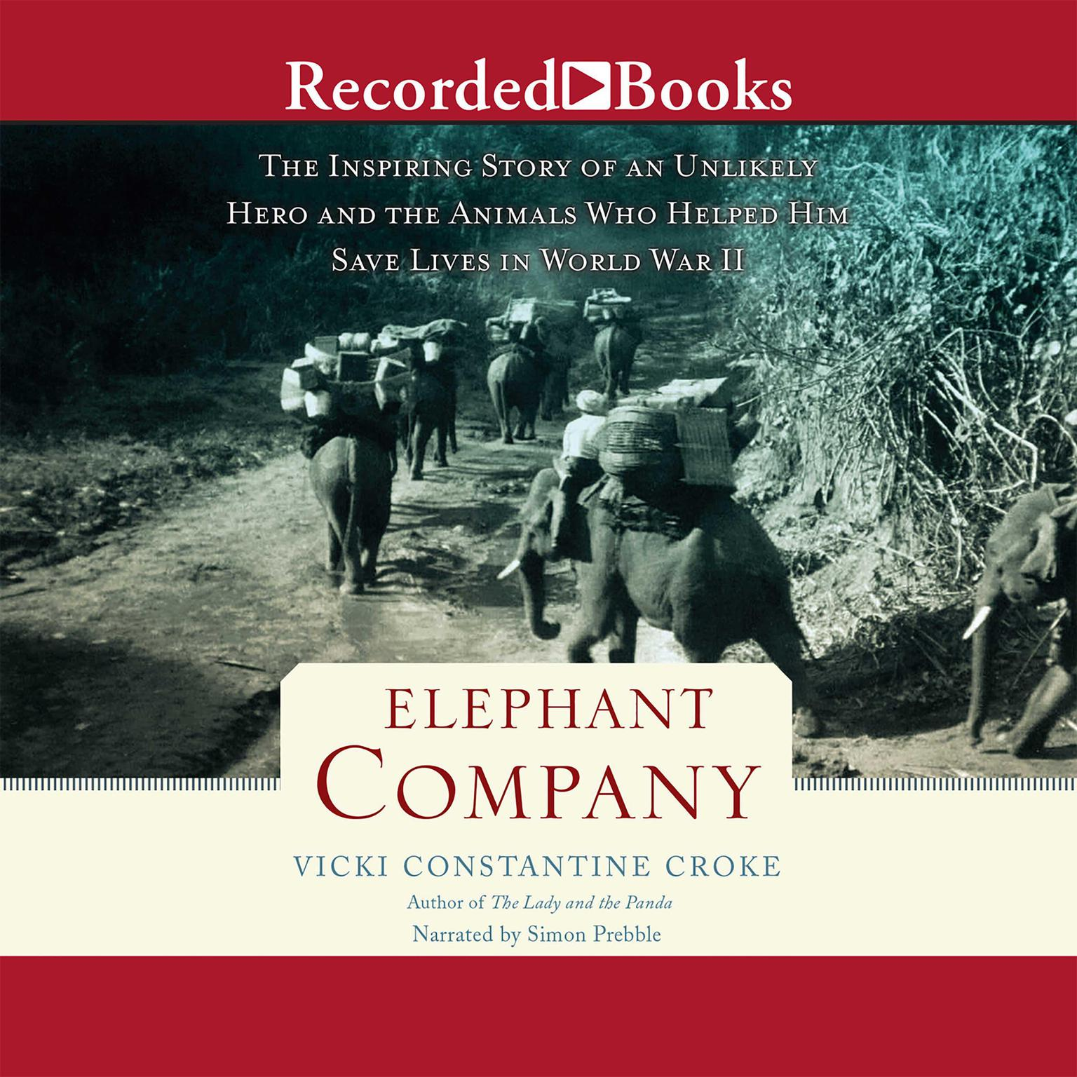 Printable Elephant Company Audiobook Cover Art