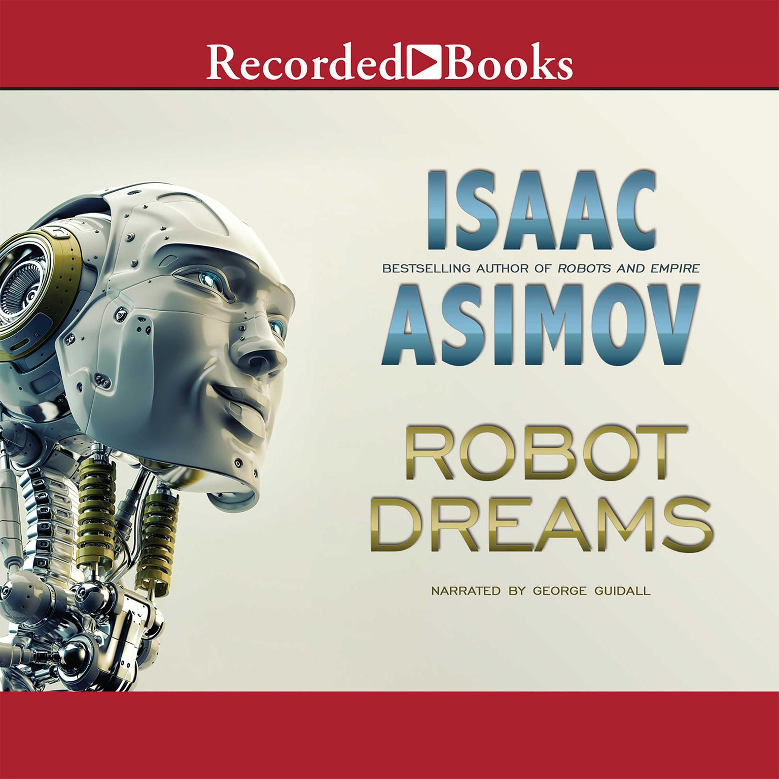 Printable Robot Dreams Audiobook Cover Art