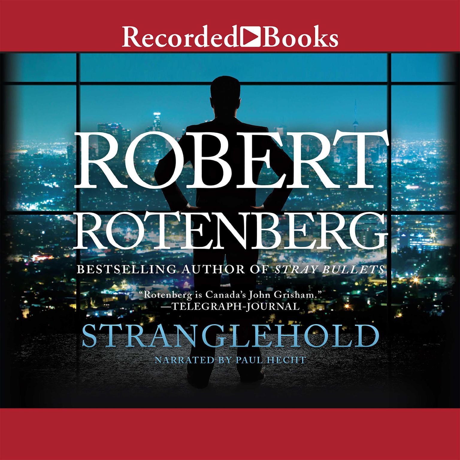 Printable Stranglehold Audiobook Cover Art