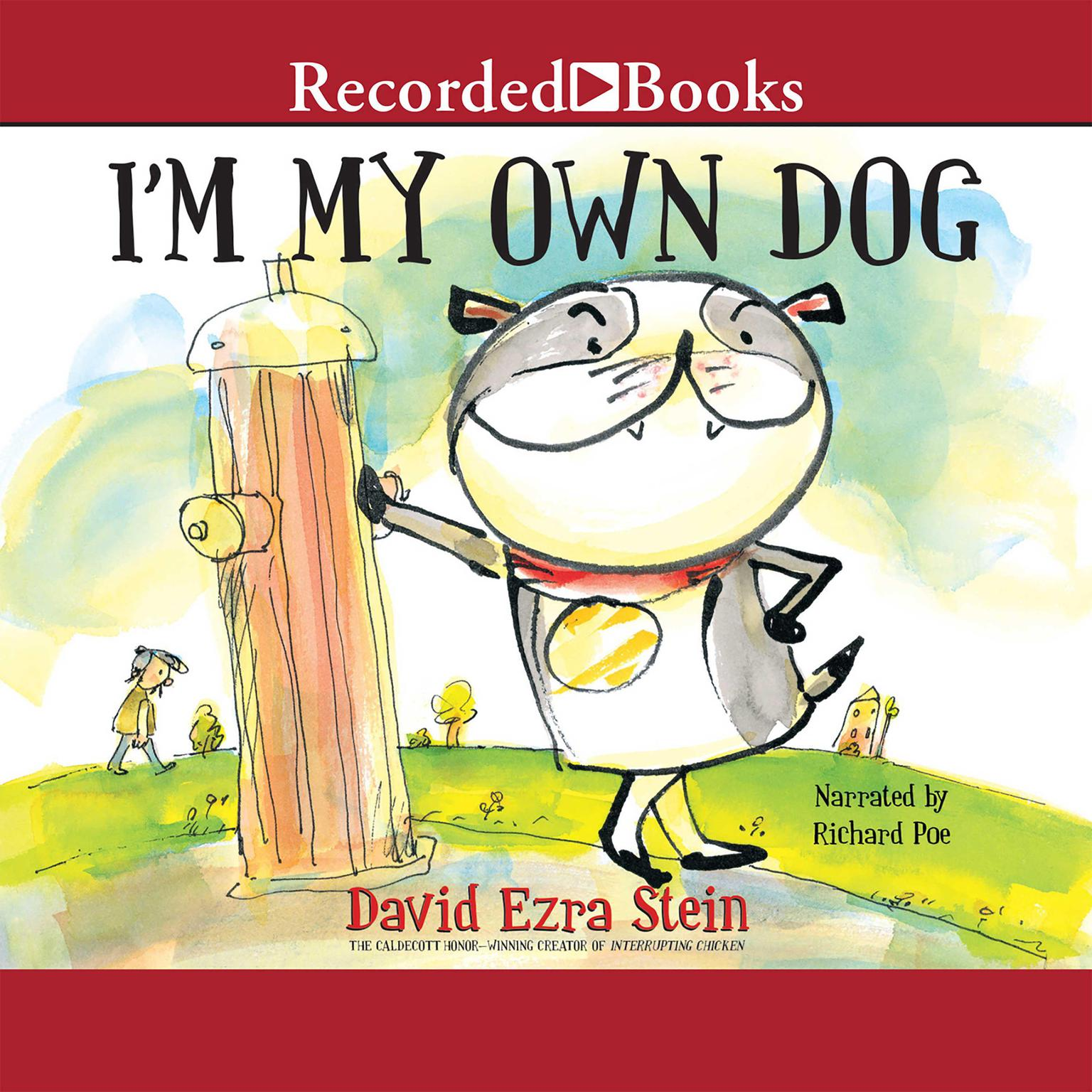 Printable I'm My Own Dog Audiobook Cover Art