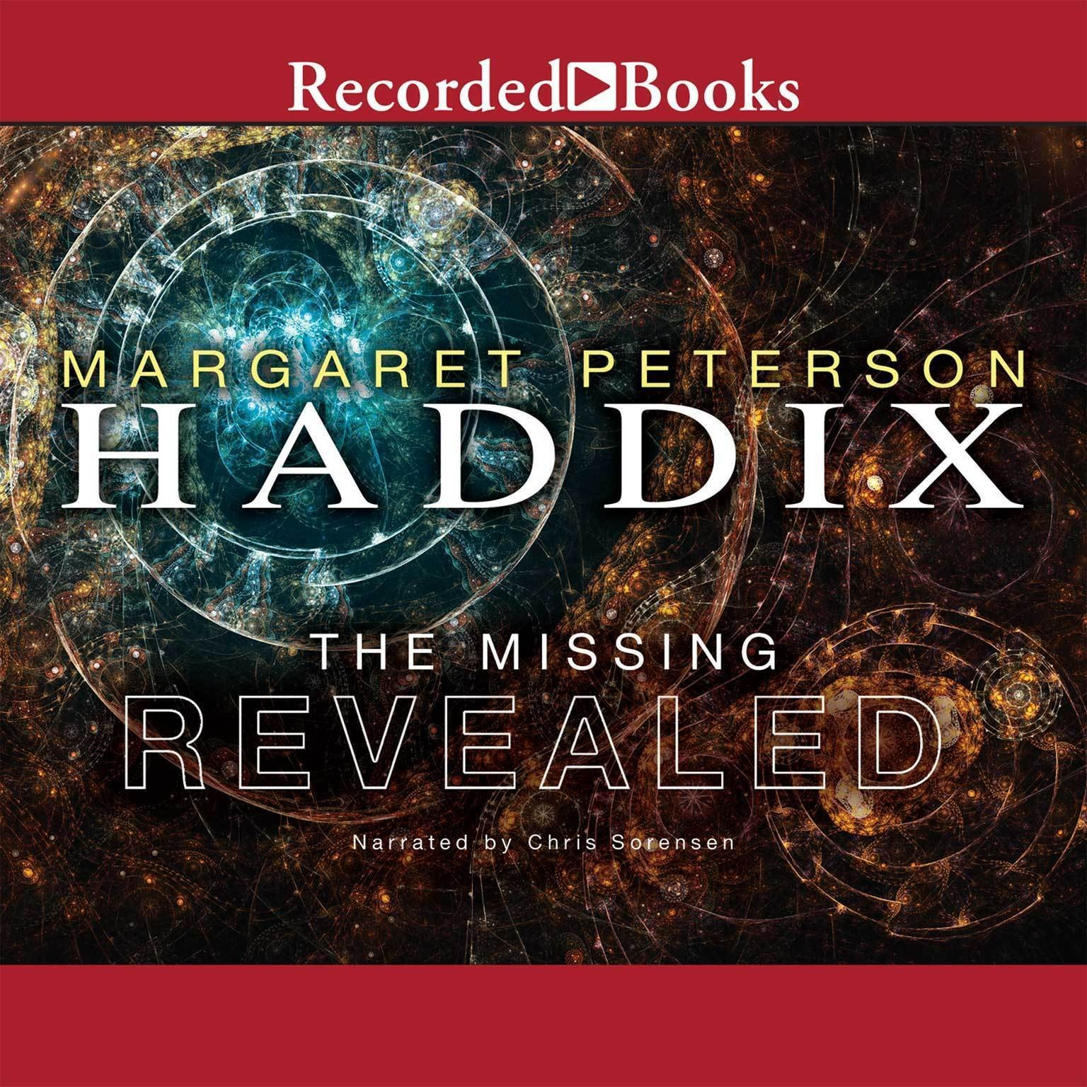 Printable Revealed: The Missing, Book 7 Audiobook Cover Art