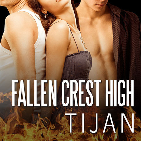 Printable Fallen Crest High Audiobook Cover Art