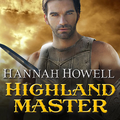 Printable Highland Master Audiobook Cover Art