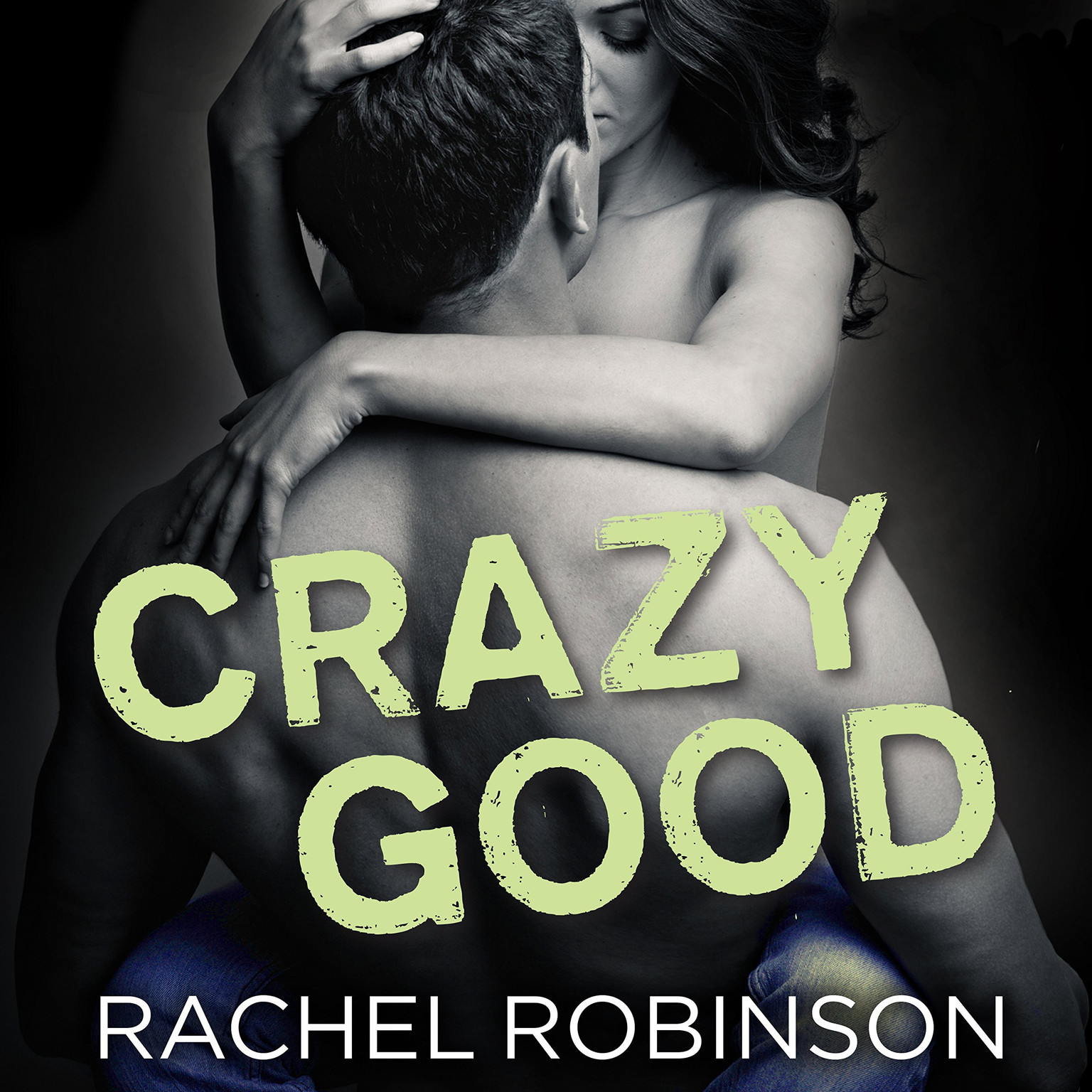 Printable Crazy Good Audiobook Cover Art