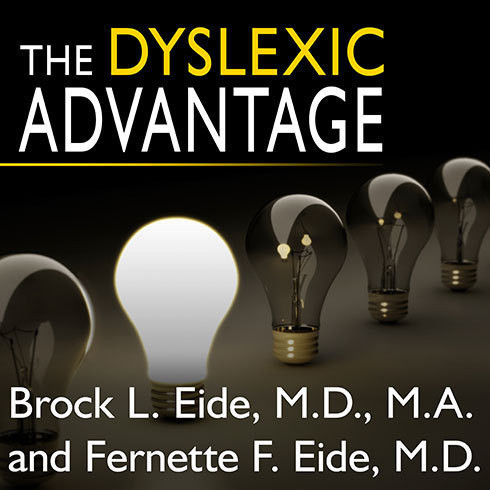 Printable The Dyslexic Advantage: Unlocking the Hidden Potential of the Dyslexic Brain Audiobook Cover Art