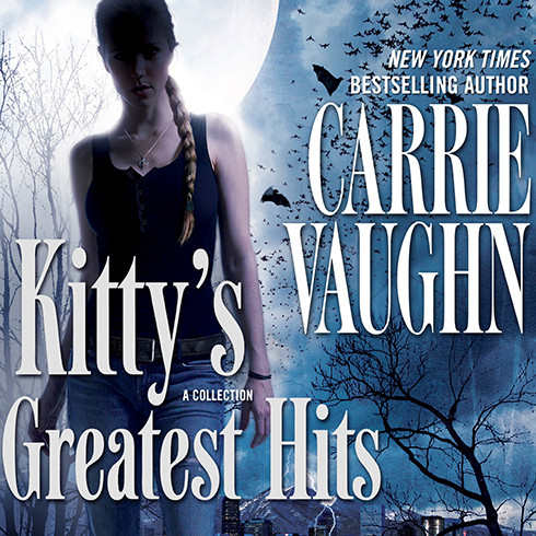 Printable Kitty's Greatest Hits Audiobook Cover Art