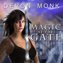 Magic at the Gate Audiobook, by Devon Monk