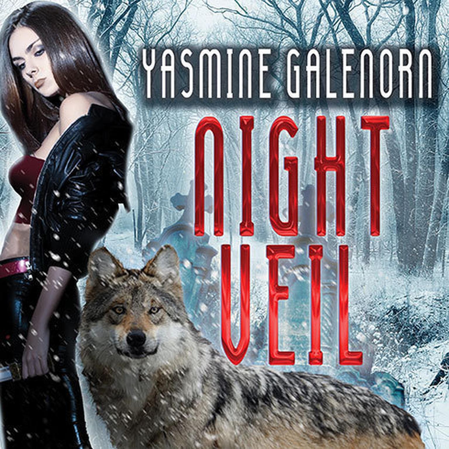 Printable Night Veil Audiobook Cover Art