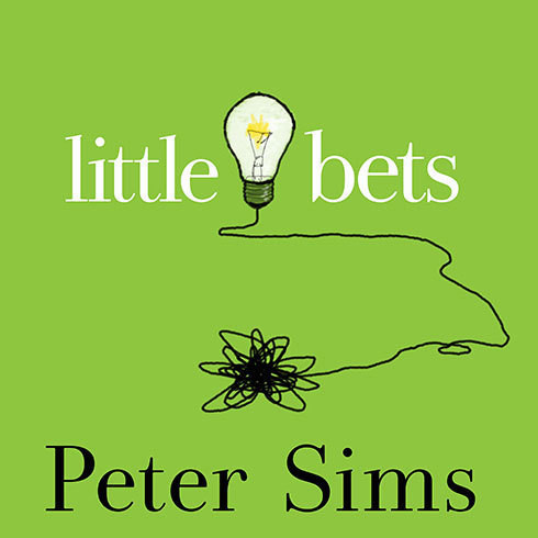 Printable Little Bets: How Breakthrough Ideas Emerge from Small Discoveries Audiobook Cover Art
