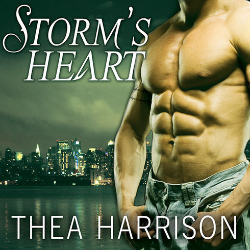 Printable Storm's Heart Audiobook Cover Art