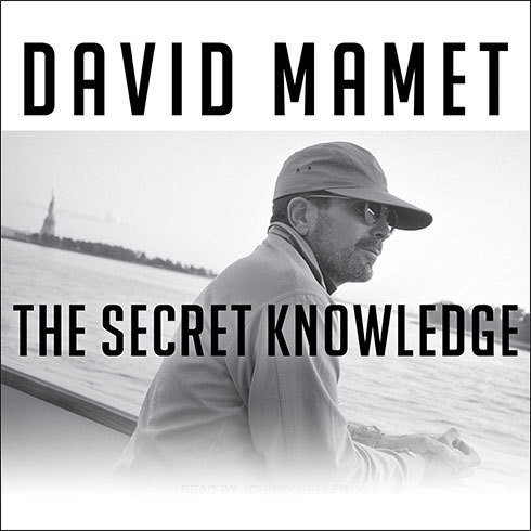 Printable The Secret Knowledge: On the Dismantling of American Culture Audiobook Cover Art