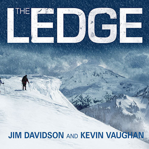 Printable The Ledge: An Adventure Story of Friendship and Survival on Mount Rainier Audiobook Cover Art
