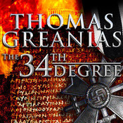 The 34th Degree: A Thriller, by Thomas Greanias