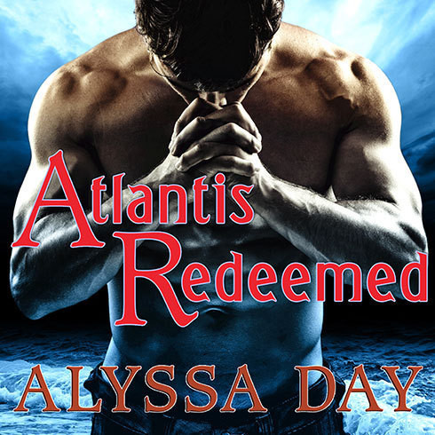 Printable Atlantis Redeemed Audiobook Cover Art