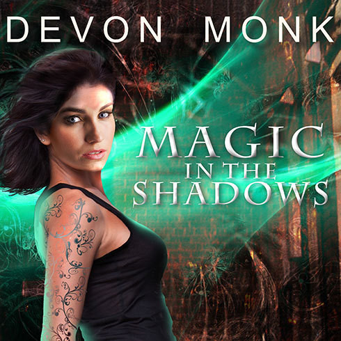 Printable Magic in the Shadows Audiobook Cover Art