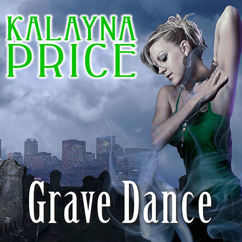 Printable Grave Dance: An Alex Craft Novel Audiobook Cover Art