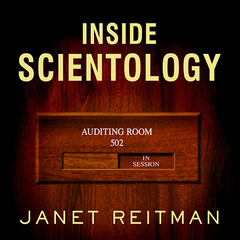 Printable Inside Scientology: The Story of America's Most Secretive Religion Audiobook Cover Art
