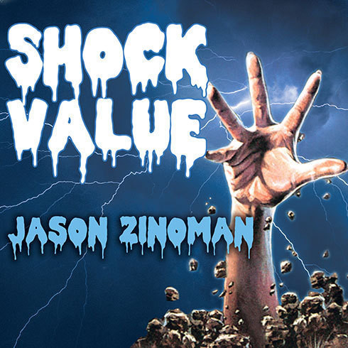 Printable Shock Value: How a Few Eccentric Outsiders Gave Us Nightmares, Conquered Hollywood, and Invented Modern Horror Audiobook Cover Art