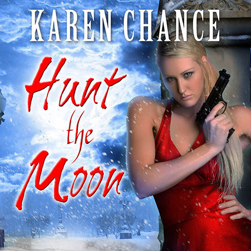 Printable Hunt the Moon Audiobook Cover Art
