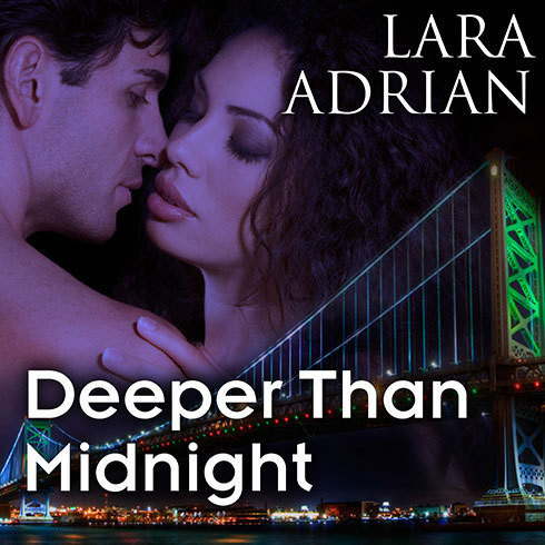 Printable Deeper Than Midnight Audiobook Cover Art