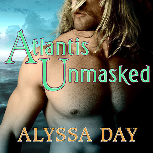 Printable Atlantis Unmasked Audiobook Cover Art